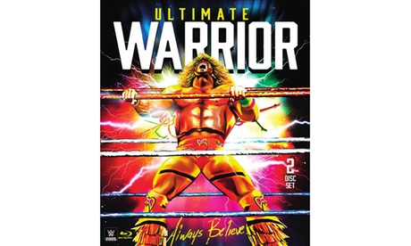 WWE: Ultimate Warrior: Always Believe (Blu-ray) 5a529063-8ac5-480d-ad5f-3c00bea68c33
