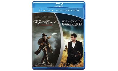 Wyatt Earp/ The Assassination of Jesse James (BD) (DBFE) c638dc29-3616-4e81-8df4-6652f6dbde6c