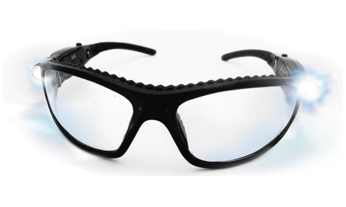 Safety Glasses W-led
