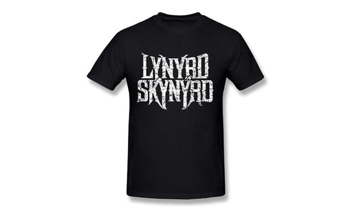 cc98d2aa Men's Lynyrd Skynyrd Americana T-Shirt | Groupon