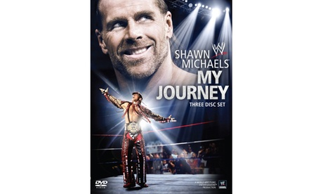 WWE: Shawn Michaels: My Journey (3-Disc)(DVD) 0675725a-d27f-4709-bdc1-6689ea6f6eb4