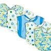 Trend Lab Dr. Seuss 5 Piece Bib Set, Blue