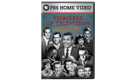 Pioneers of Television DVD d57b450b-c4a0-429f-b78d-d72a3d209788