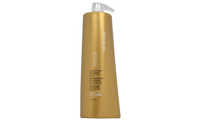 Joico K-Pak Clarifying Shampoo Unisex 33 8 oz Shampoo