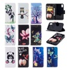 Premium PU Leather Wallet Case Flip Cover for Apple iPhone X