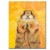 Pat Saunders-White Target Canvas Print