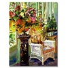David Lloyd Glover Sun Room Canvas Print