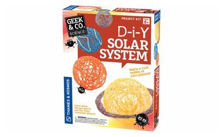 Thames & Kosmos DIY Solar System d9a6ed4a-bd90-44f3-b738-7b1cf9fe3868