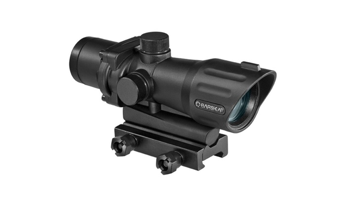 Barska 4X32mm AR-15/M-16 Electro Sight Mil Dot Reticle