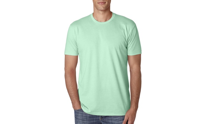 NLA Premium Cotton Blend Crewneck Shirt, 6210-4
