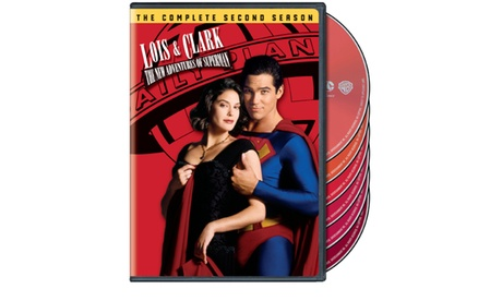 Lois and Clark: The Complete Second Season (Repackage/DVD) 26a34585-2ddb-48c1-88db-98e41d30ac6c