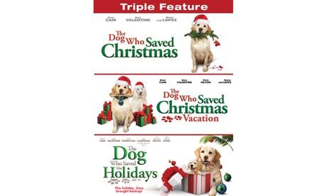 Dog Triple Feature DVD 8213325e-90ad-41b2-ab3b-6027730d6639