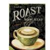 Lisa Audit Todays Coffee III Canvas Print