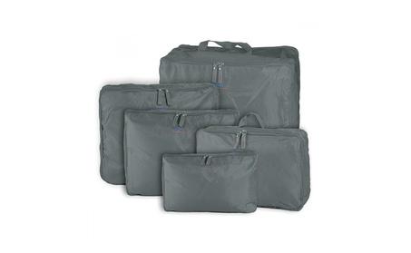 5pcs Travel Storage Bags And Organiser ac134e4d-886c-4e0d-8c3e-c39637e87e45