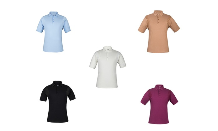 Bamboo Men's Golf Shirts (Tailored And Custom Fit)