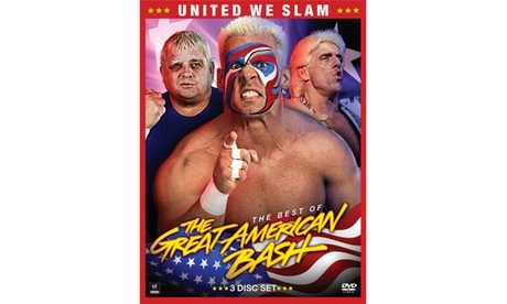 WWE: United We Slam: The Best of Great American Bash (3-Disc)(DVD) e2460600-f811-4dc3-a0fa-11471f985a2c