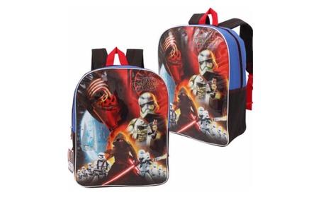 Star Wars Force Awakens Backpack 74358b8a-f5cf-4d57-83cd-f9b247343682
