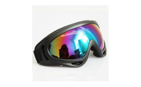 Cycling Tactical Airsoft Goggles Glasses Sport Motorcycle Kite Surfing 95c38a88-0b53-4da6-804b-7b2c2781ac1b