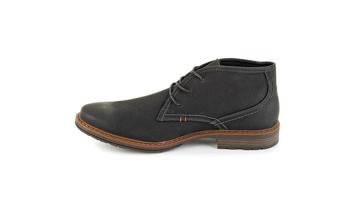 bbb23be2621 Jeffrey Tyler Mens Greenwich Chukka Boots | Groupon