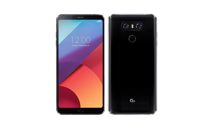 LG G6 32GB 4G LTE Smartphone (Verizon and GSM Unlocked) (Refurbished  B-Grade)