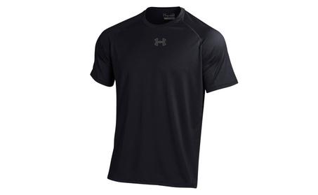 Under Armour 66288 Mens UA Tech T-Shirt - Black, Medium 1d35ce09-604b-4c06-8374-4926533b66a6