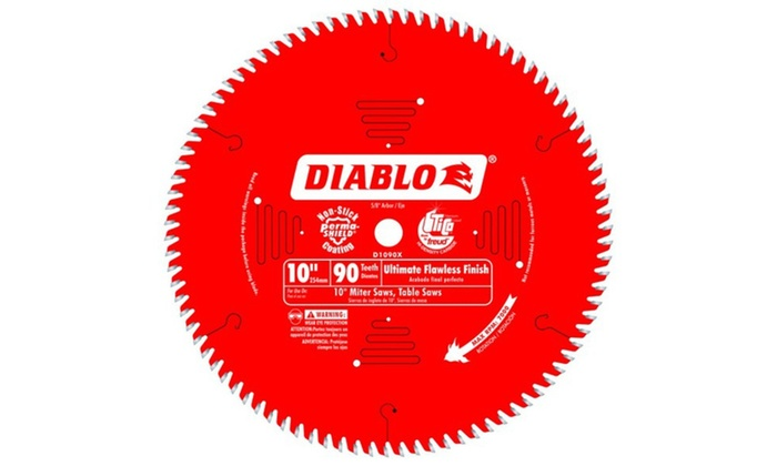 Saw Blade 10In 90t