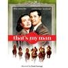 That's My Man DVD