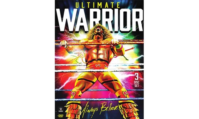 WWE: Ultimate Warrior: Always Believe (DVD)