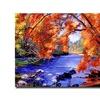 David Lloyd Glover Vermont River Canvas Print
