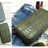 Faux Leather Wallet-5 Colors