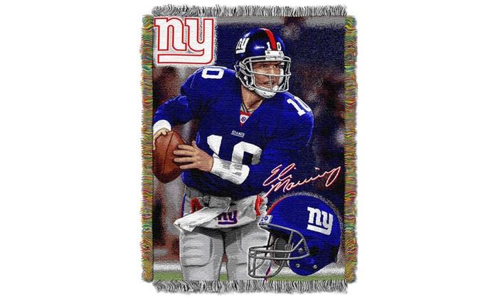 NFL051 Eli Manning - Giants Player