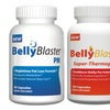Weight Loss Kit Belly Blaster AM-Belly Blaster PM w Free Waist Trimmer