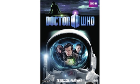 Doctor Who: Series Six, Part One (DVD) 58196f13-87bd-4377-b615-431186e08327