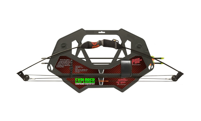 PSE Explorer Compound Youth Bow RH/LH 15 Lbs