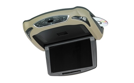 "10.1"" High Definition LED Overhead DVD/USB/SD Rear-Seat Entertainment 5d32b349-42b4-499e-b7c8-6f3464b3d767"