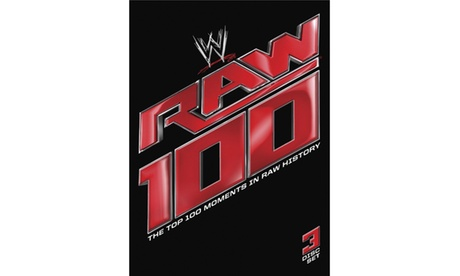 WWE Top 100 Moments in Raw History, The (3-Disc) (DVD) ec4c6b9a-ee44-4024-851d-e8f013320ab3