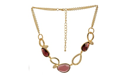 CLASSIC DEEP BOLD STATEMENT NECKLACE