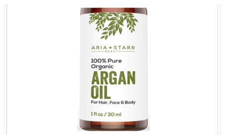 Aria Starr Organic Argan Oil For Hair, Skin, Face, Nails, Beard d7ba9078-9efc-444a-a10f-dcdb5340e7c2
