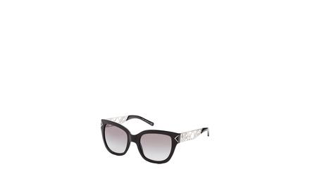 TORY BURCH 53mm Chevron Sunglasses