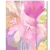 Sheila Golden Dragonflies with Pink Canvas Print