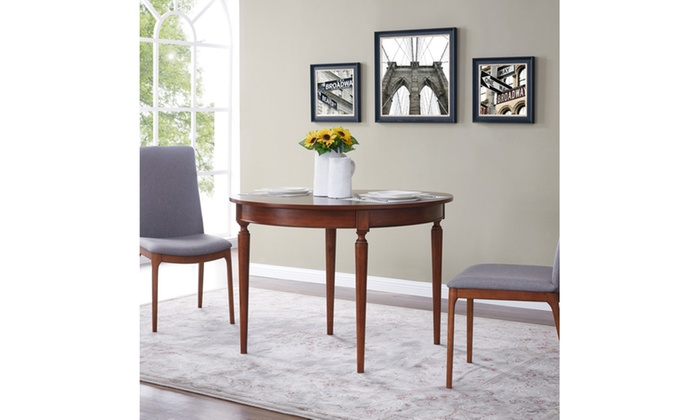 Rosina Convertible Console To Dining Table Groupon - Convertible sofa table to dining table