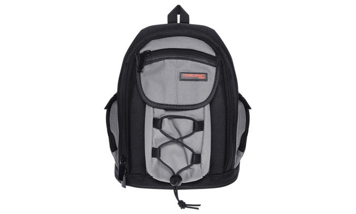 Groupon Stores: Precision Design PD-MBP ILC Digital Camera Mini Sling Backpack