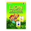 Gryphon House 11311 Lion Letters Alphabet Card Game