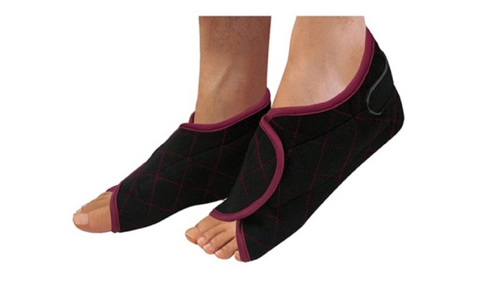 Hot and Cold Therapy Foot Wraps