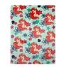 Ariel Plush Printed Blanket