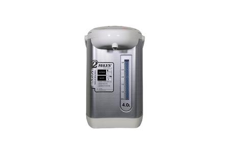 Tayama Electric Hot Water Dispenser 4.0L AX-400, Gray 0872d3d3-1b55-4aa8-a766-b1a0d085d470