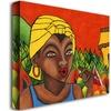 Habanera I Canvas Print