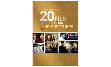 Best of Warner Bros. 20 Film Collection Best Pictures (DVD) 9da99548-5b18-4971-8f18-dae4be8cb073