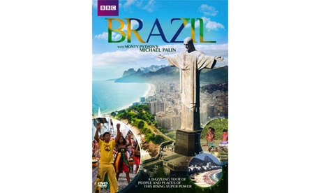 Brazil with Michael Palin (DVD) 0db7eb3d-e118-4368-bb3a-ae2aeddcf393