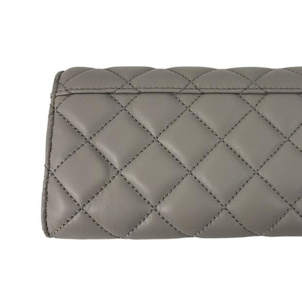 efa4809f09aa2c Michael Kors Astrid Leather Carryall Wallet | Groupon